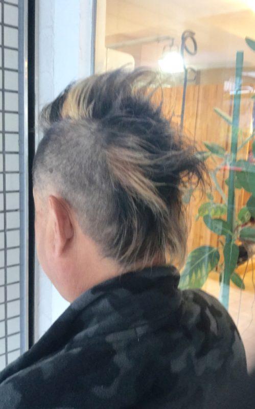 こだわりヘアスタイル