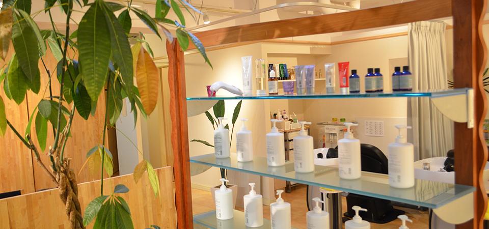 PAGEBOY(ページボーイ)  桃山台・千里中央 美容室